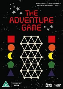 The Adventure Game DVD Moira Stewart Lesley Judd BBC Series