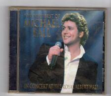 (HX410) The Very Best of Michael Ball, Royal Albert Hall - 1999 CD