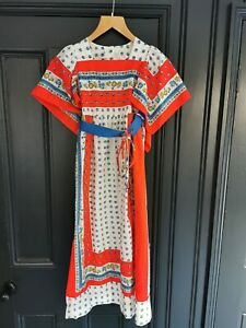Vintage Boho/Peasant  Dress Size Petite