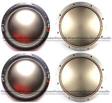 4pcs Aftermarket For Peavey 44XT, 44T 8ohm Diaphragm replacement Voice Coil