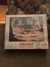 1993 TINY TOON ADVENTURES 300PC JIGSAW PUZZLE BABS ARROW WARNER BROS SEALED NEW