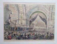Melbourne Exhibition building.1888.