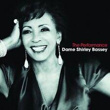 Dame Shirley Bassey - The Performance CD 2009