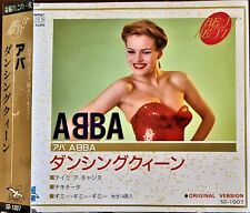 "ABBA "" BEST OF THE BEST "" JAPAN CD WITH OBI"