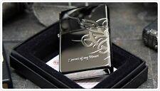 Japanese Zippo Lighter - Japan - South Korea - Korean - Secret of My Heart
