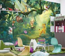 Lion King Wall Mural photo Wallpaper kids & baby room Disney decor NO adhesive
