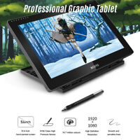 "BOSTO 16HD 15.6"" IPS Graphics Drawing Tablet Display Monitor & Stylus Pen U8A8"