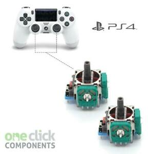 2x Sony PlayStation 4 Controller Thumb Stick Analog Joystick Replacement
