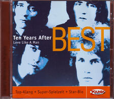 ZOUNDS - TEN YEARS AFTER - Love Like A Man - Best - audiophile CD 2003