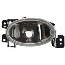 For Acura TSX 04-08, Passenger Side Fog Light, Clear Lens, Glass lens