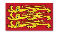2 X ROYAL STANDARD ENGLAND FLAG VINYL STICKERS CAR VAN TRUCK TAXI LORRY