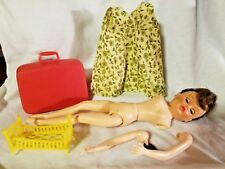 Vintage Doll and Accessories