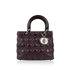 5ca0f158261f Buy Dior Leather Medium Handbags
