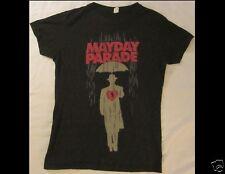 MAYDAY PARADE Junior Size Large Black T-Shirt