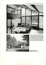 1959 House Window, Friday Street, Surrey Boissevain Osmond