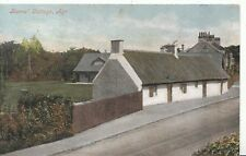 Scotland Postcard - Burns' Cottage - Ayrshire - Ref BH5803