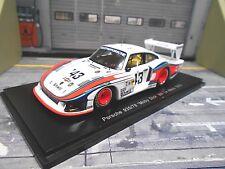 PORSCHE 935 /78 Turbo Moby Dick Martini Le Mans 1978 #43 Stommelen Spark 1:43