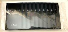 Dior SAUVAGE EDT Sample Pack (1,0 ml x 10 pcs) NEW RARE
