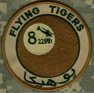 8-229th Aviation Regiment Flying Tigers Operation Iraqi Freedom III 2004 Tikrit