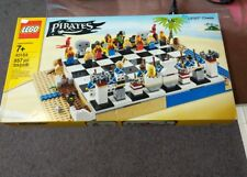 Lego 40158 Retired LEGO Pirates/Soldiers Chess Set 40158 857 pieces