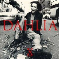 X JAPAN DAHLIA Japan CD AMCM-4271 1996 POP OBI Japan