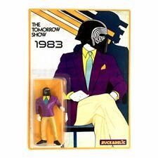 SUCKLORD - The Tomorrow Show 1983 - SUCKADELIC Signed Bootleg Figure Art 1/1