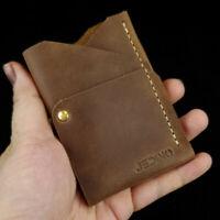 [NEW] Handmade Minimalist Card Holder Wallet