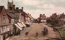 East Grinstead High Street (B) unused old pc Frith