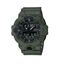 Casio G-SHOCK GA700UC-3A Super Illuminator 3D Ana-Digital Men's Watch | GREEN