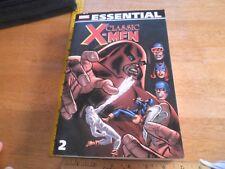 X-Men Essential Marvel V2 TPB VG-F Classic 25-53 Steranko Tuska Don Heck