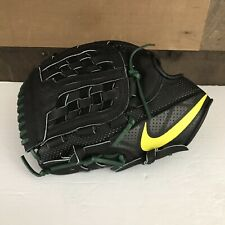 Nike Oregon Baseball Softball  Hyperfuse Mvp Select Glove LHT Team Issue 1200