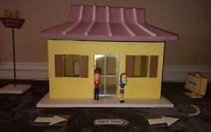 Beavis & Butthead Burger World diorama MTV Cornholio Reaction action figures