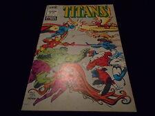 Titans album 47 contient Titans 139 140 & 141