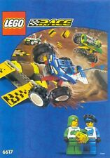 Lego City Tough Truck Rally 6617 inkl. OBA (ohne Box)