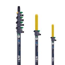 UNGER HiFlo nLite Connect Fibre Glass Master Pole 20 ft / 6 m