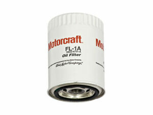 Motorcraft Oil Filter fits Ford E100 Econoline 1969-1983 81YHMN