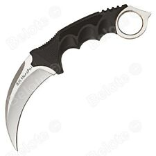 "United Cutlery Honshu Kerambit Karambit Satin With Shoulder Harness 8.75"" UC2977"