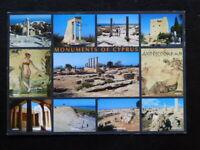 Alte Ak Zypern (Monuments of  Cyprus), gelaufen 2011