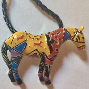 Trail of Painted Ponies THUNDERBIRD SUITE PIN/PENDANT - RARE SAMPLE