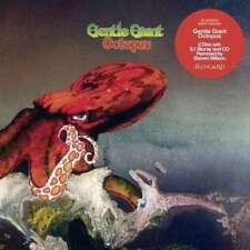 Gentle Giant - Pieuvre (CD+Blu-Ray) Neuf 2 X CD