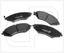 Bremsbeläge DAEWOO + CHEVROLET Nubira Lacetti vorne | Vorderachse Brake Pad