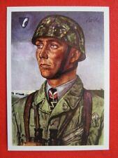 2.WK / Postkarte von W. Willrich  ( Major Koch )