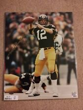 Terry Bradshaw Pittsburgh Steelers signed 16x20 photo 65/300 UDA COA