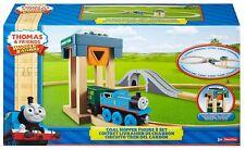 Thomas & Friends Wooden Railway Coal Hopper Figure of 8 Set (New) Includes Train