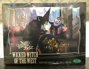 The Wizard of Oz Wicked Witch of the West Resin 1/8 Scale Figure Model Kit NEW
