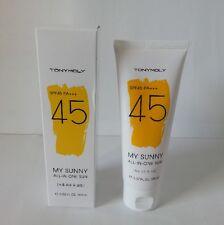 Tonymoly My Sunny All In One Sun Block SPF 45 PA+++ (100ml) Moisturing Sun Cream