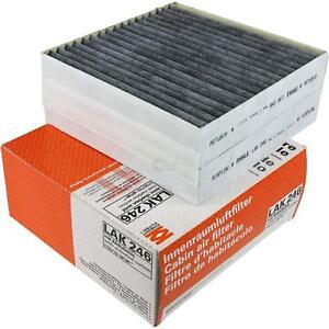 Original MAHLE KNECHT LAK 246 Filter Innenraumluft Pollenfilter Innenraumfilter