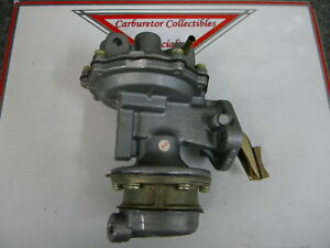 Chevrolet Belair Fuel Pump 1958-62 6 Cyl Engine NEW