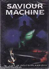 SAVIOUR MACHINE - LIVE IN DEUTSCHLAND 2002 (DVD, 2002)  Gothic Christian Metal