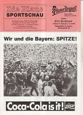 BL 89/90 FC Bayern München - SV Werder Bremen (Blaue)